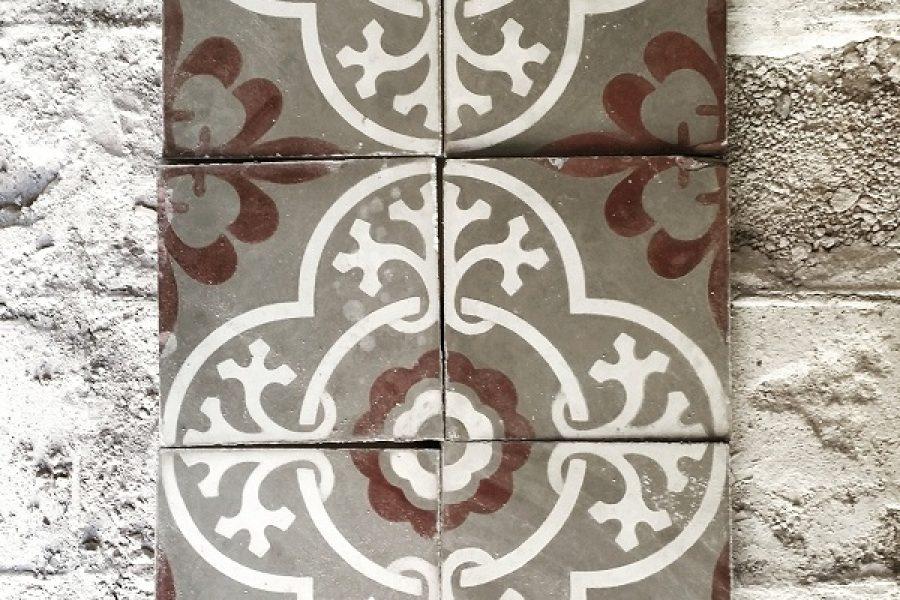 Hydraulic tiles